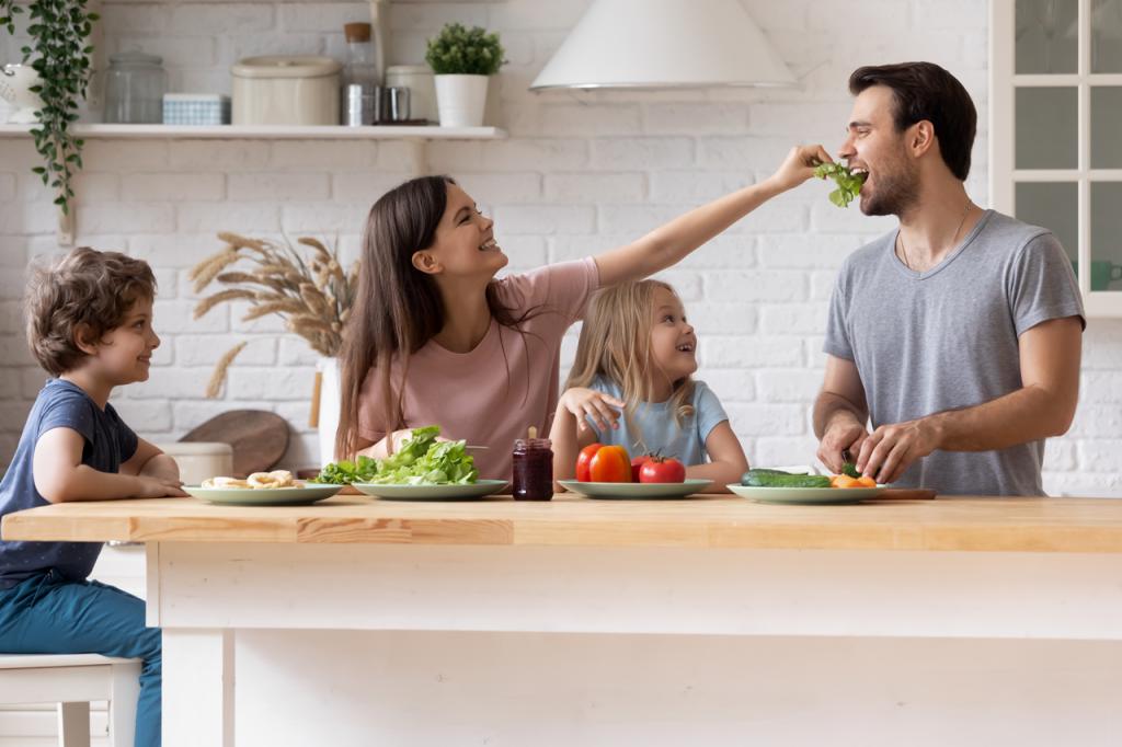 ¿Cómo prevenir la obesidad en casa?