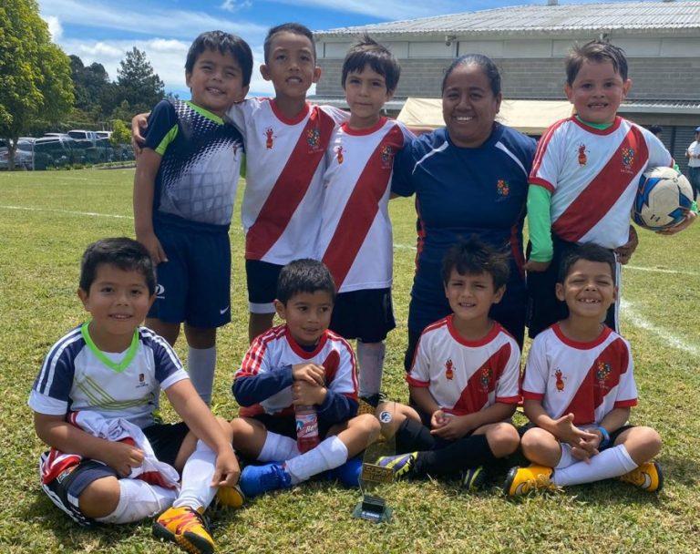 Fútbol en La Colinas
