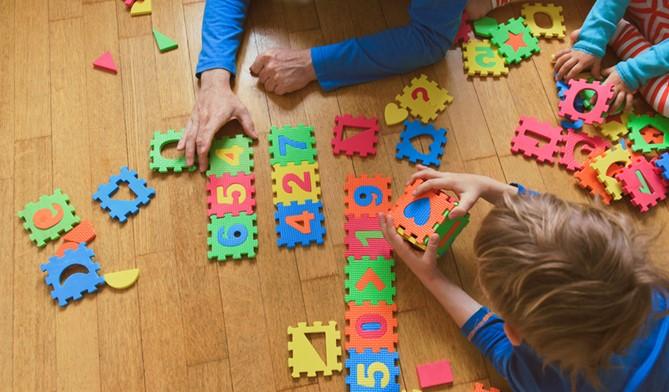 5 Juegos que desarrollan el potencial de los niños del Pre Escolar