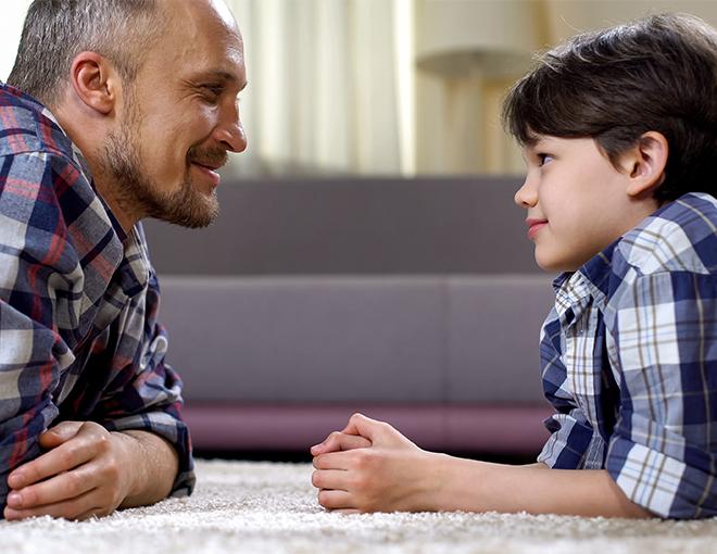 El papel del papá en el éxito escolar